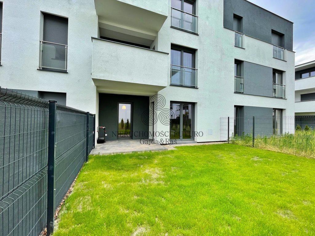 Mieszkanie dwupokojowe na wynajem Skórzewo, Grafitowa  41m2 Foto 4
