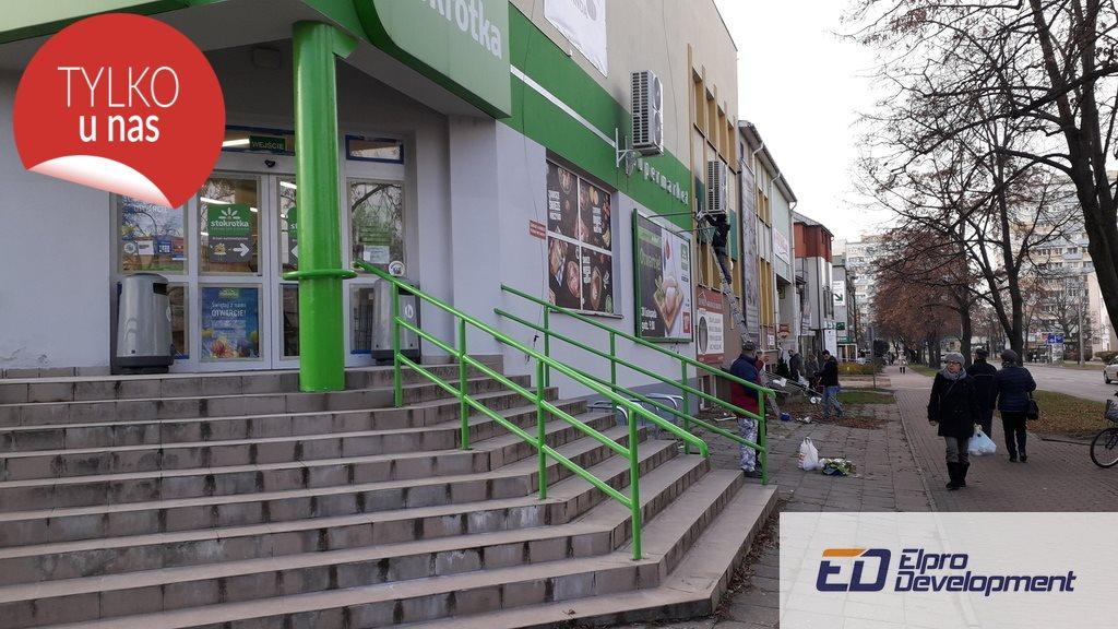 Lokal użytkowy na wynajem Puławy, Centralna  119m2 Foto 2