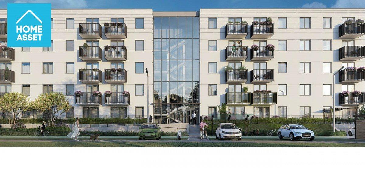 Mieszkanie trzypokojowe na sprzedaż Gdańsk, Jasień, Potęgowska  56m2 Foto 8