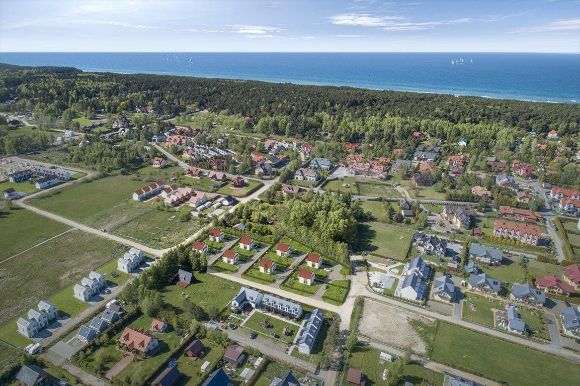 Mieszkanie trzypokojowe na sprzedaż Dębki, Mieszkanie Dom Apartament nad morzem, Południowa/Słoneczna  54m2 Foto 1