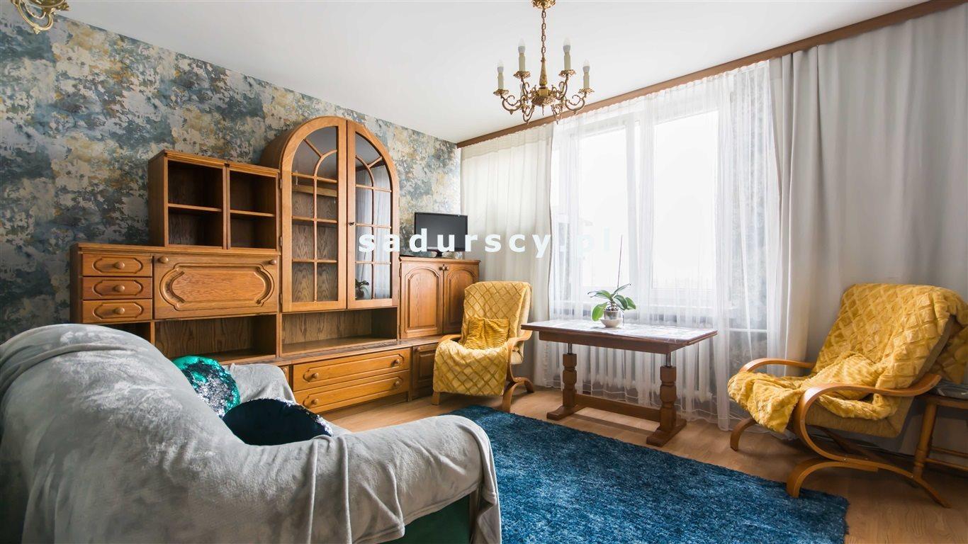 Mieszkanie trzypokojowe na sprzedaż Kraków, Grzegórzki, Dąbie, Widok  46m2 Foto 1