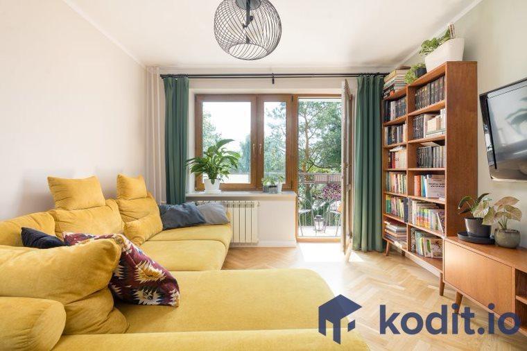 Mieszkanie trzypokojowe na sprzedaż Warszawa, Rembertów, Topograficzna  65m2 Foto 2