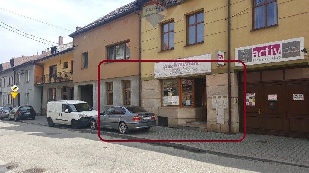 Lokal użytkowy na wynajem Nowy Targ, Zygmunta Krasińskiego  210m2 Foto 1