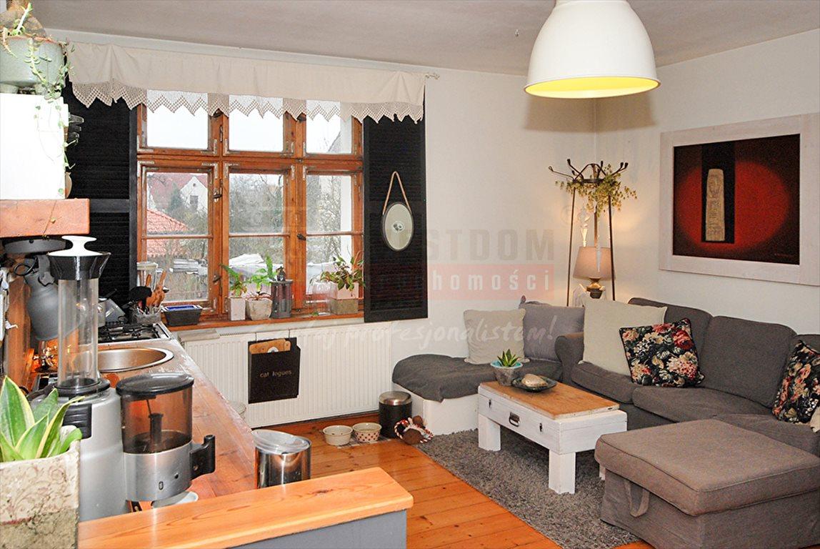 Mieszkanie trzypokojowe na sprzedaż Opole, Nowa Wieś Królewska  62m2 Foto 2