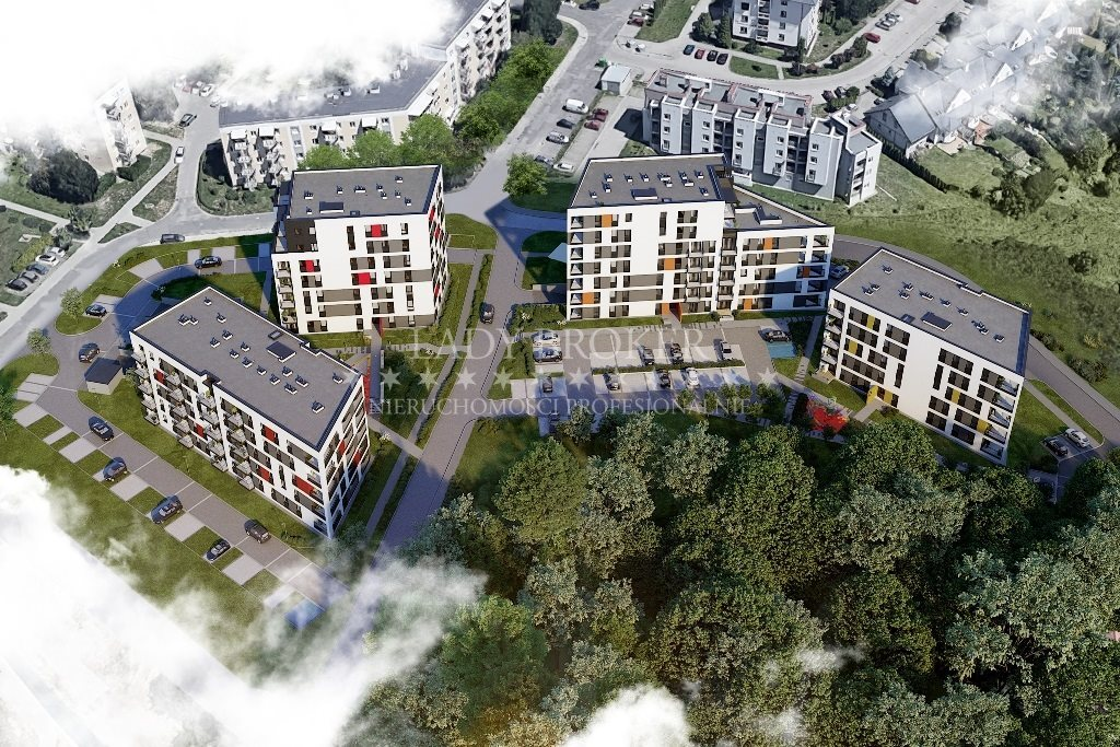 Mieszkanie trzypokojowe na sprzedaż Rzeszów, Baranówka, Prymasa 1000-lecia  54m2 Foto 5