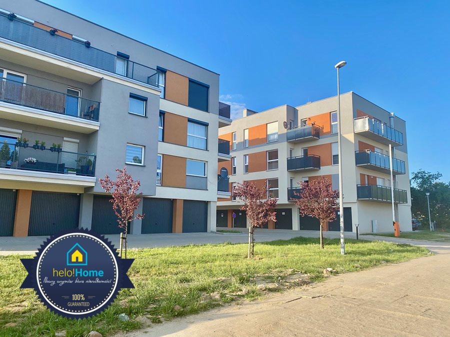Mieszkanie dwupokojowe na sprzedaż Leszno, Gronowo  32m2 Foto 4