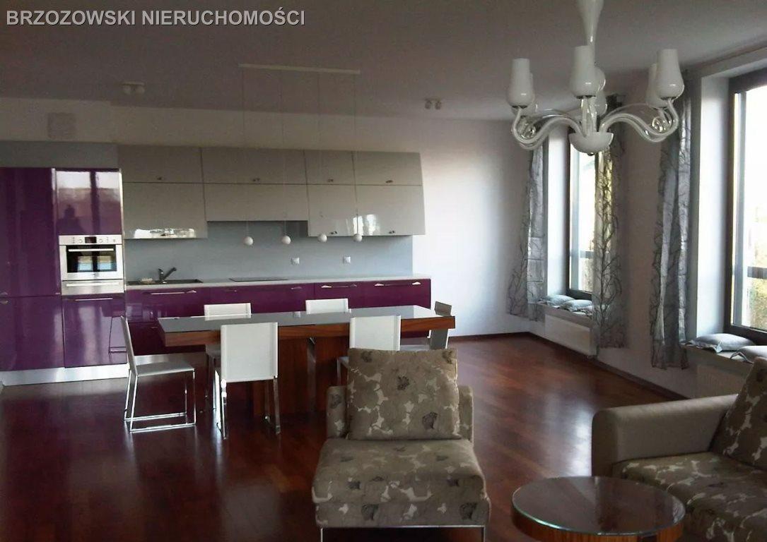Mieszkanie trzypokojowe na wynajem Warszawa, Wybrzeże Kościuszkowskie  106m2 Foto 3