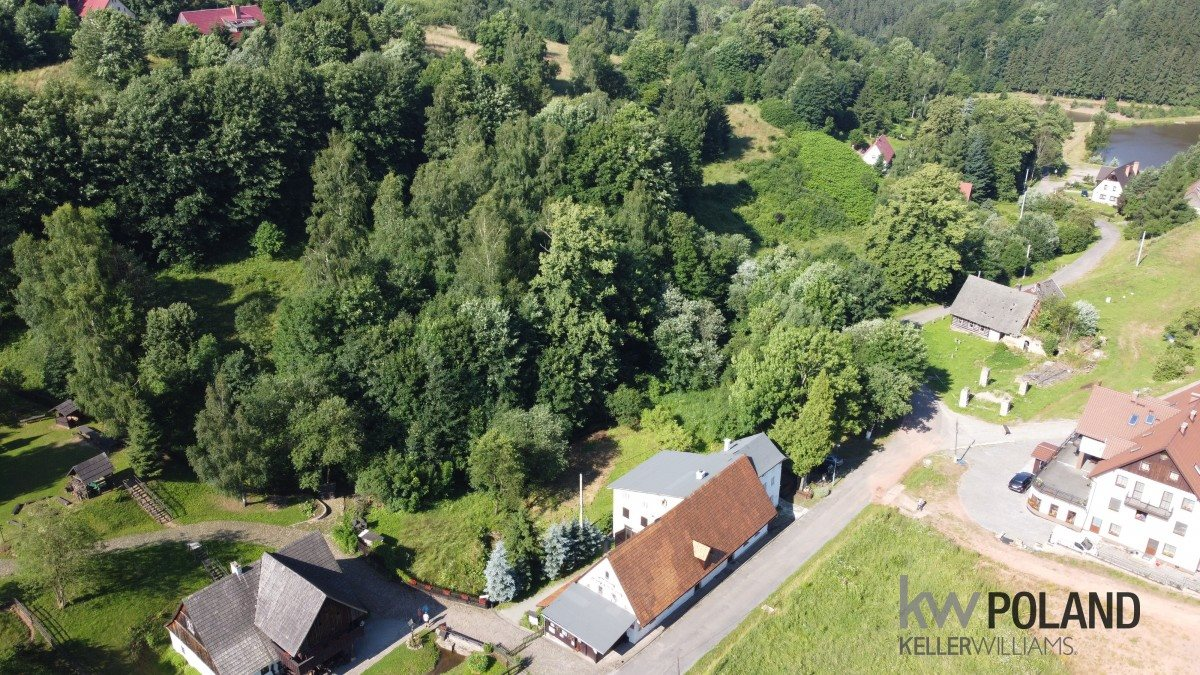 Działka budowlana na sprzedaż Kudowa-Zdrój, Pstrążna  769m2 Foto 2