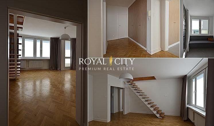 Mieszkanie czteropokojowe  na wynajem Warszawa, Mokotów, Bernardyńska  118m2 Foto 2