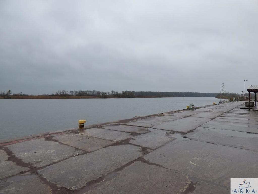 Działka przemysłowo-handlowa pod dzierżawę Szczecin, Stołczyn  5524m2 Foto 8