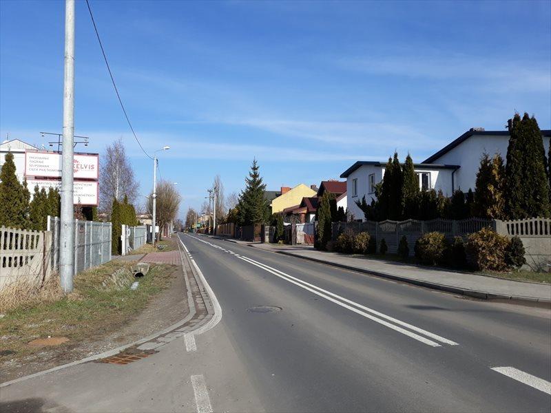 Działka komercyjna na sprzedaż Borzęcin Duży, Poprzeczna  2000m2 Foto 2