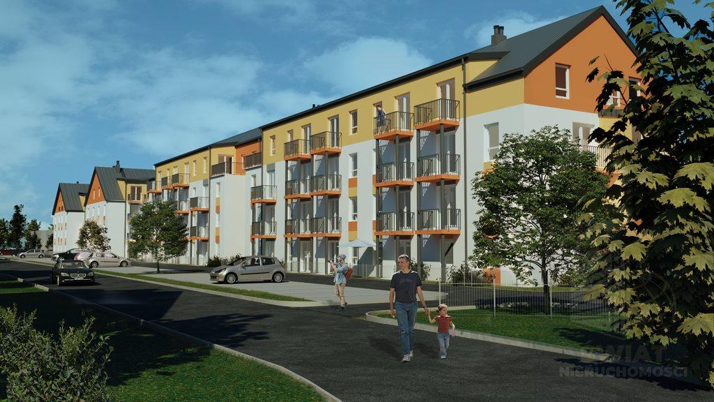 Mieszkanie czteropokojowe  na sprzedaż Szczecin, Dąbie  68m2 Foto 3