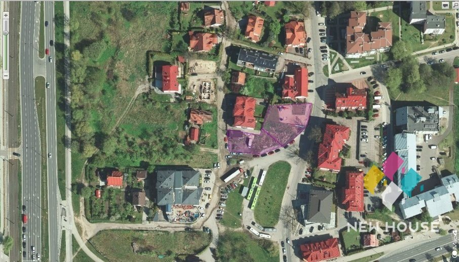 Działka inwestycyjna na sprzedaż Olsztyn, Jaroty, Jarocka  1408m2 Foto 4