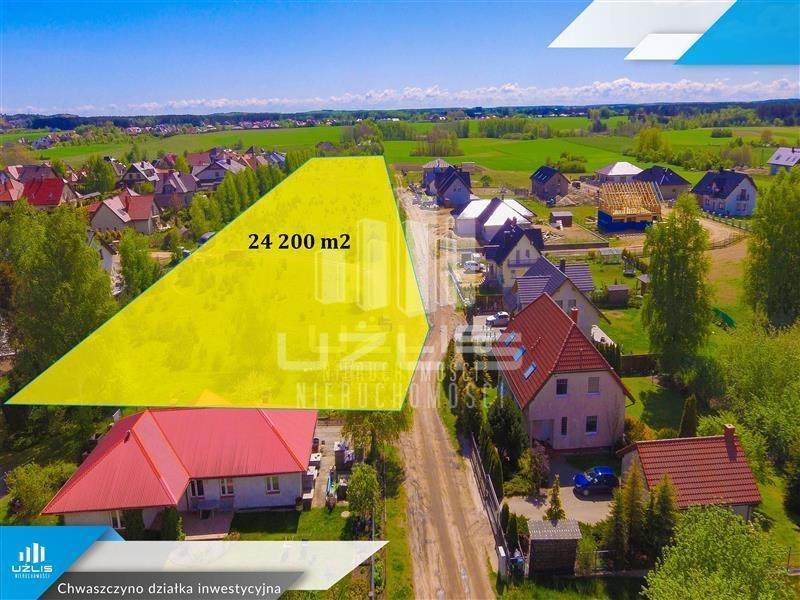 Działka budowlana na sprzedaż Chwaszczyno, Juliusza Słowackiego  24200m2 Foto 1