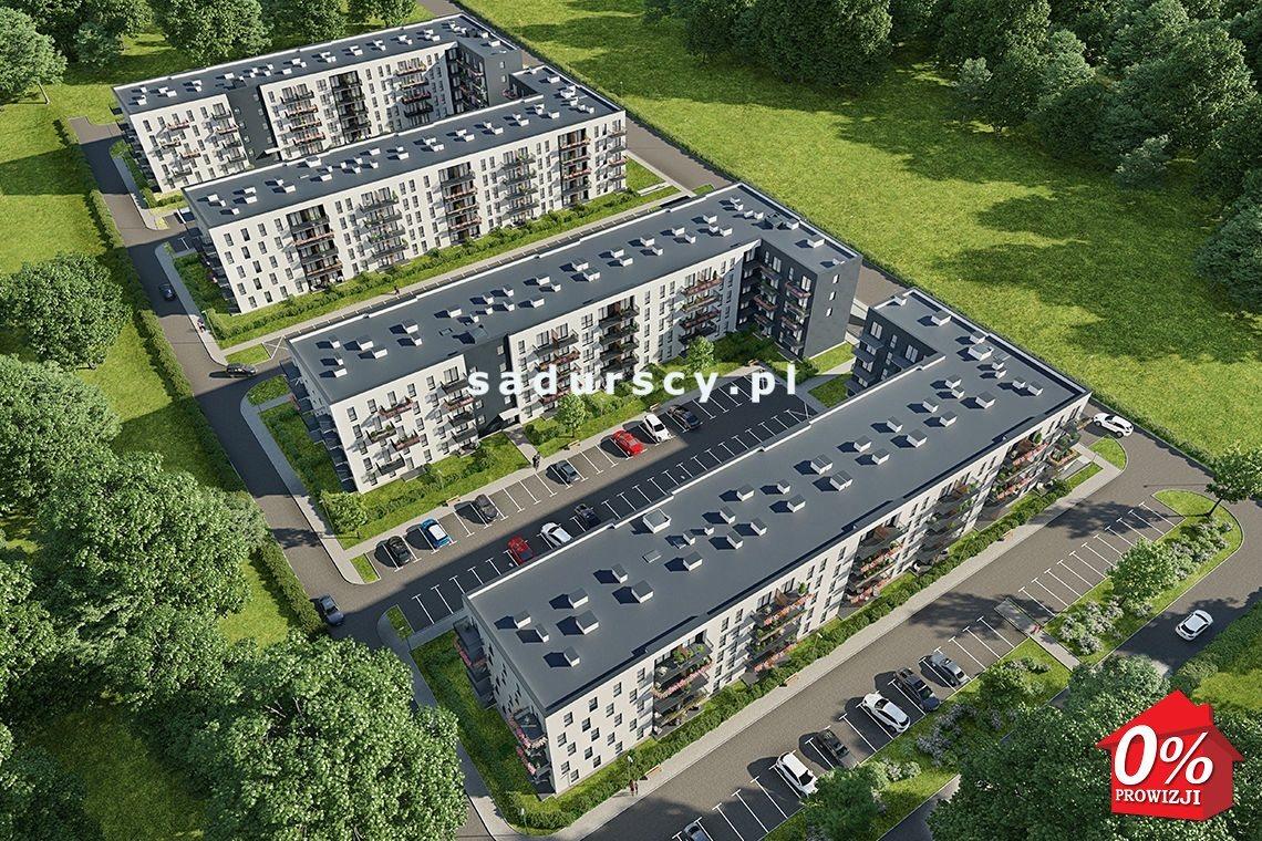 Mieszkanie dwupokojowe na sprzedaż Kraków, Bieżanów-Prokocim, Osiedle Złocień, Osiedle Złocień  40m2 Foto 2
