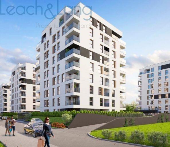 Mieszkanie trzypokojowe na sprzedaż Katowice, Dolina Trzech Stawów  52m2 Foto 4