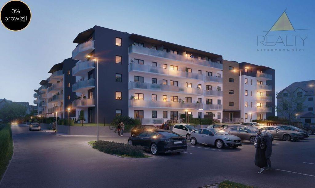 Mieszkanie dwupokojowe na sprzedaż Leszno, Ogrody  56m2 Foto 1