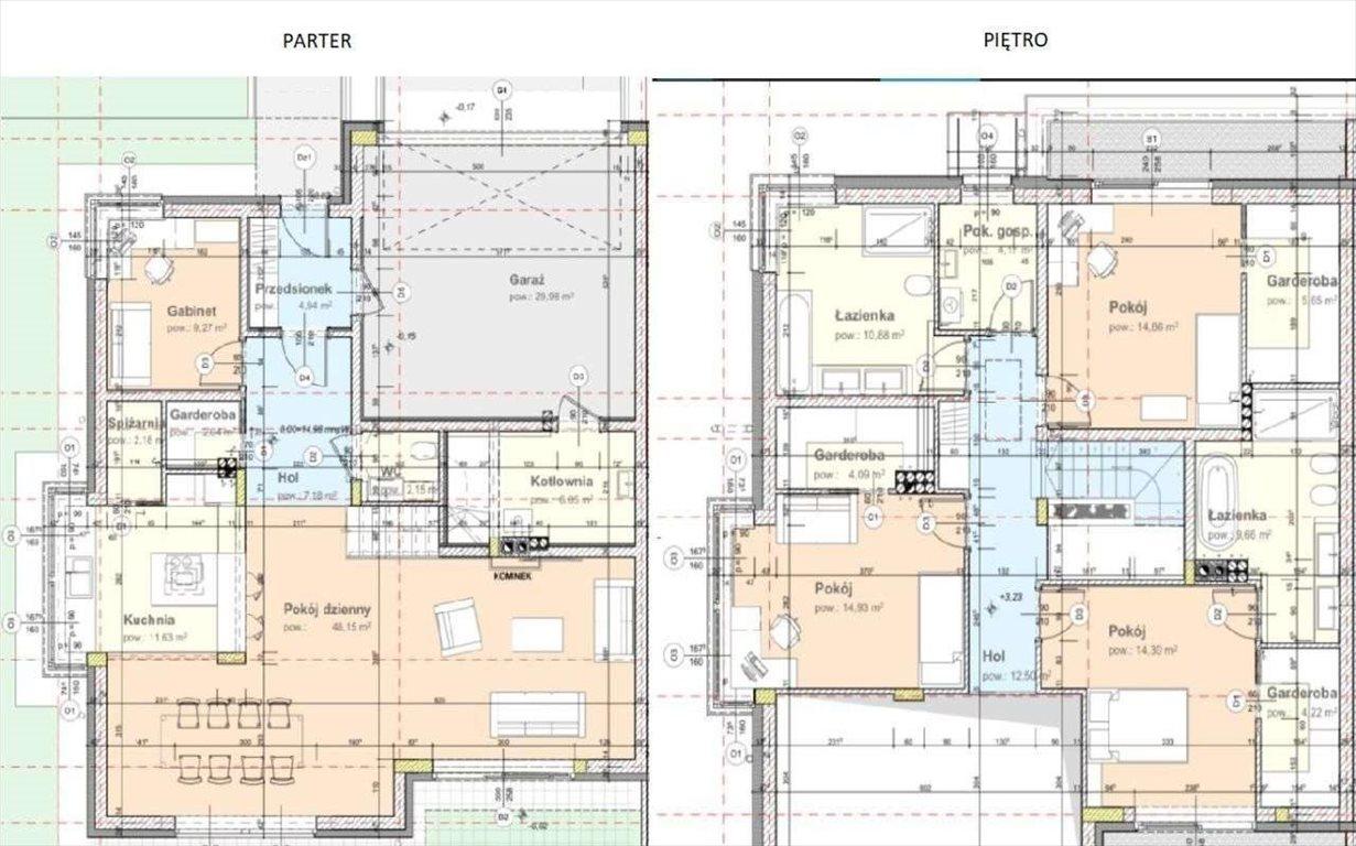 Dom na sprzedaż Warszawa, Wilanów, Powsin, warszawa  260m2 Foto 8
