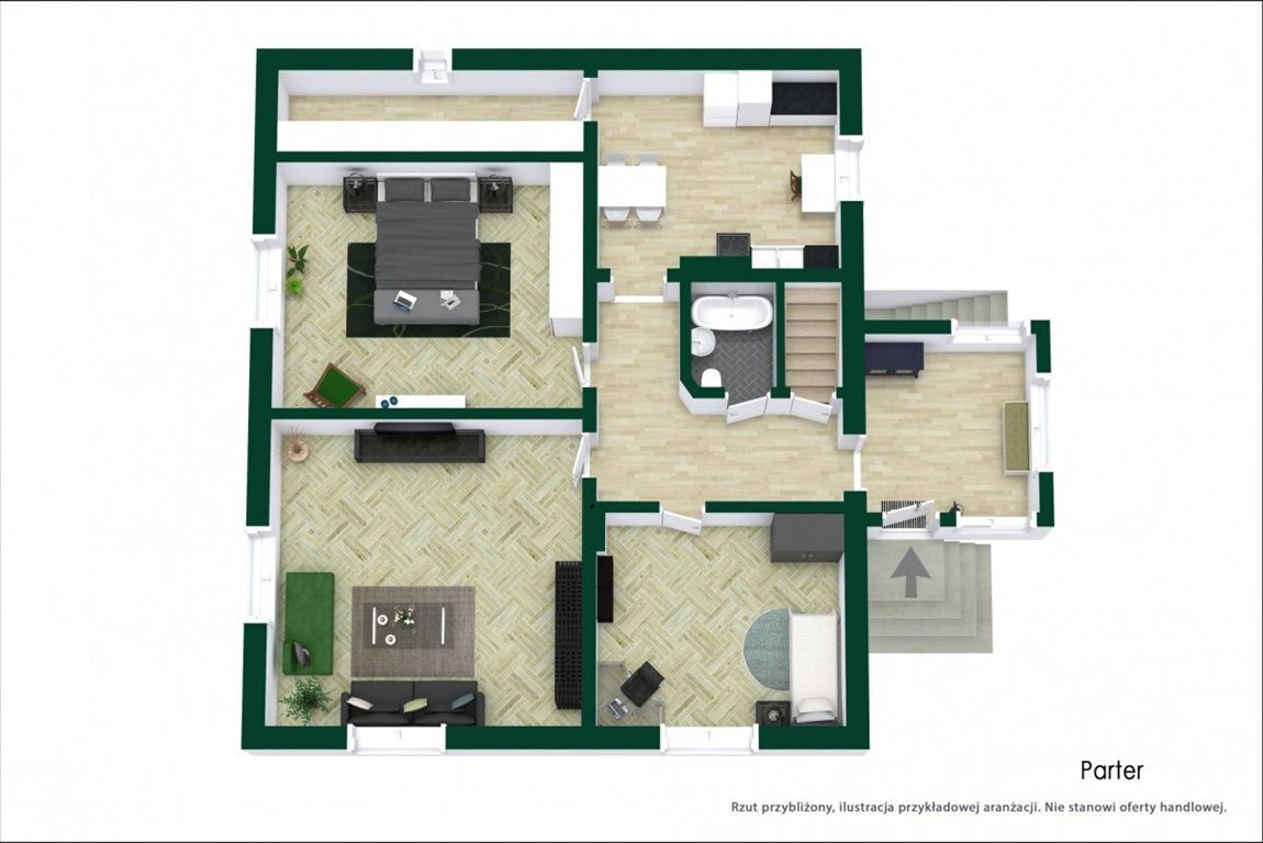 Dom na sprzedaż Marki, Jutrzenki  234m2 Foto 8