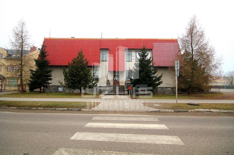 Lokal użytkowy na sprzedaż Zblewo, Kościerska  914m2 Foto 1