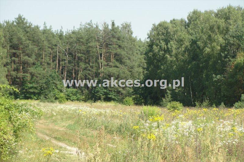 Działka budowlana na sprzedaż Jeziórko  1277m2 Foto 1