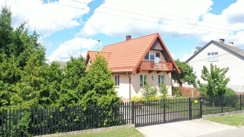 Dom na sprzedaż Nagoszewka Pierwsza  100m2 Foto 1
