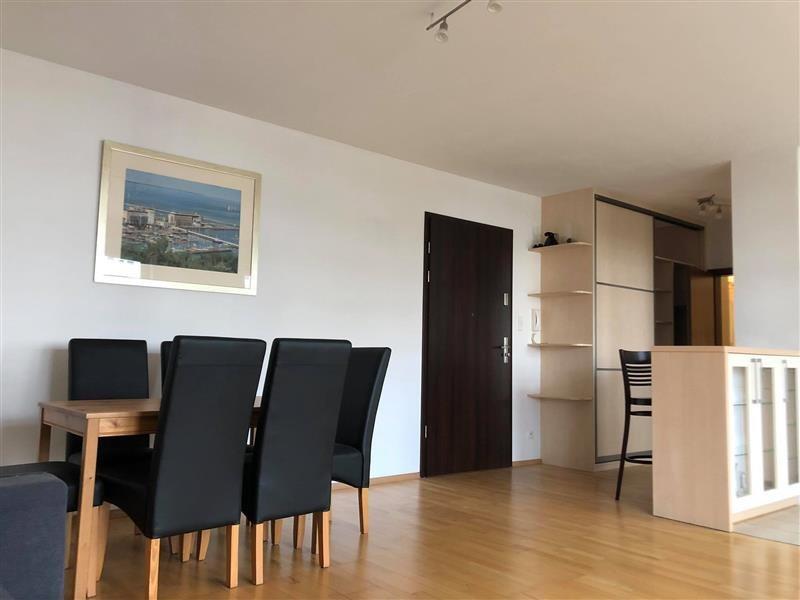Mieszkanie dwupokojowe na wynajem Gdynia, Oksywie, Wittekówny Marii Gen.  58m2 Foto 2
