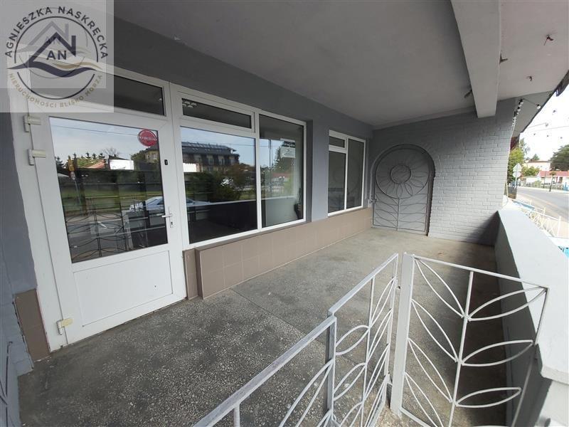 Lokal użytkowy na wynajem Mielno, Pas nadmorski, Słoneczna  84m2 Foto 6