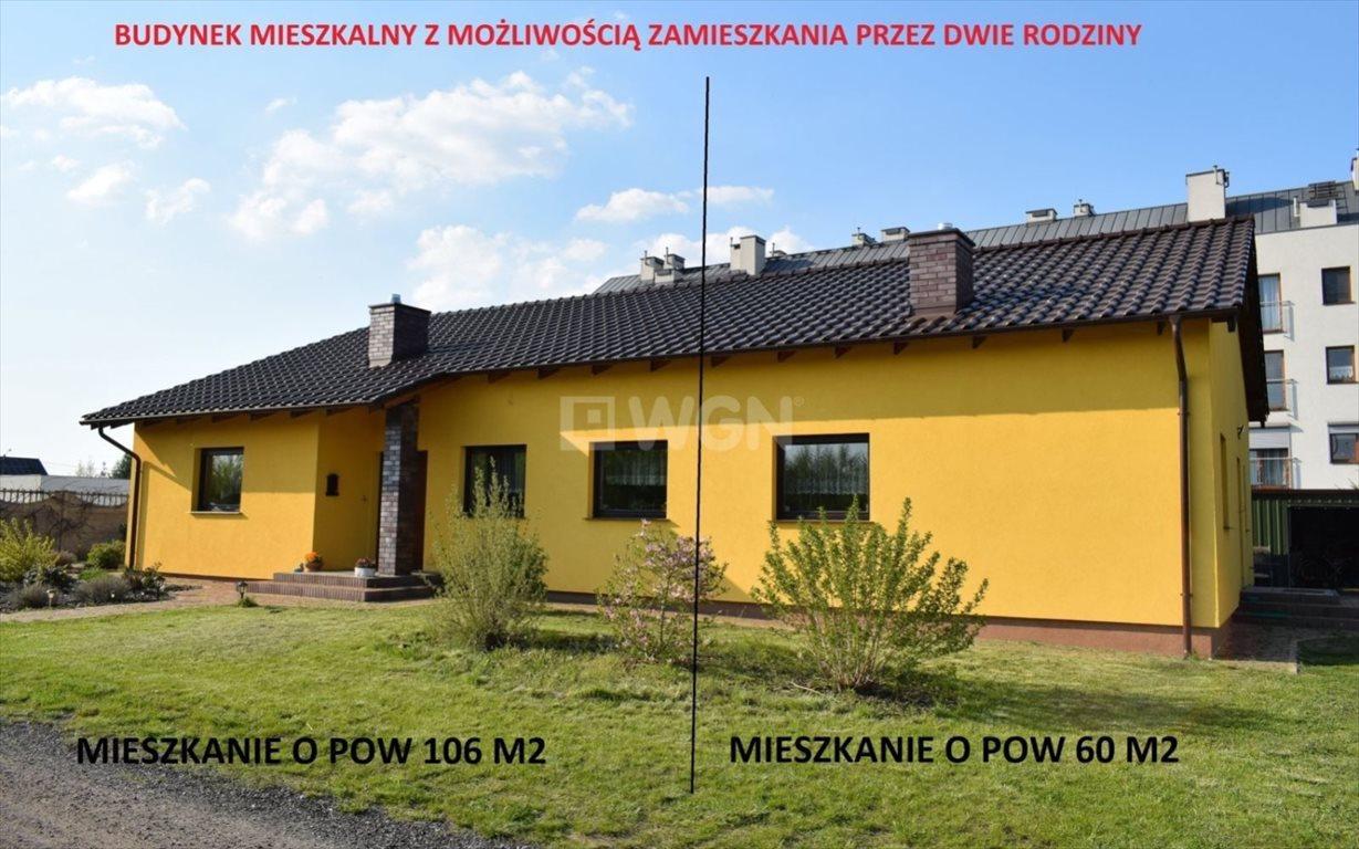 Dom na sprzedaż Ostrów Wielkopolski, Ostrów Wielkopolsk, Zębcowskiej  167m2 Foto 2