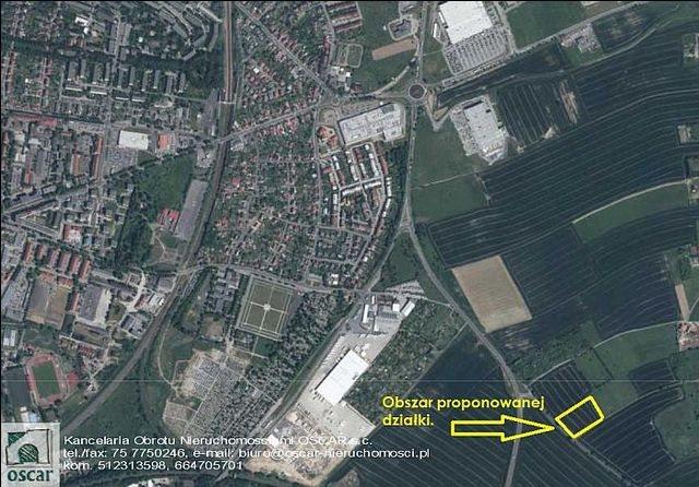 Działka budowlana na sprzedaż Łagów  1029m2 Foto 1
