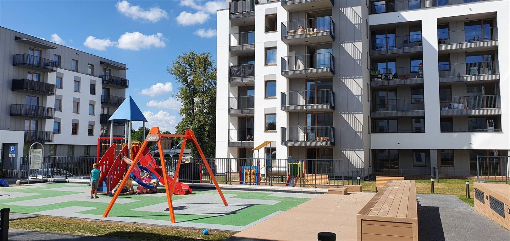 Mieszkanie dwupokojowe na sprzedaż Lublin, Dziesiąta, Wyścigowa  42m2 Foto 2