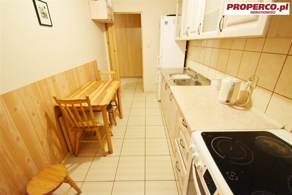 Mieszkanie dwupokojowe na wynajem Kielce, Szydłówek, Turystyczna  57m2 Foto 5