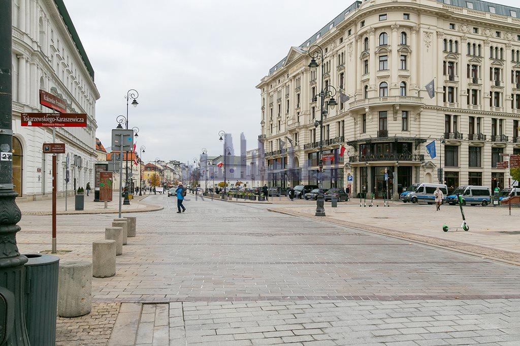 Mieszkanie trzypokojowe na sprzedaż Warszawa, Śródmieście, Karowa  101m2 Foto 4