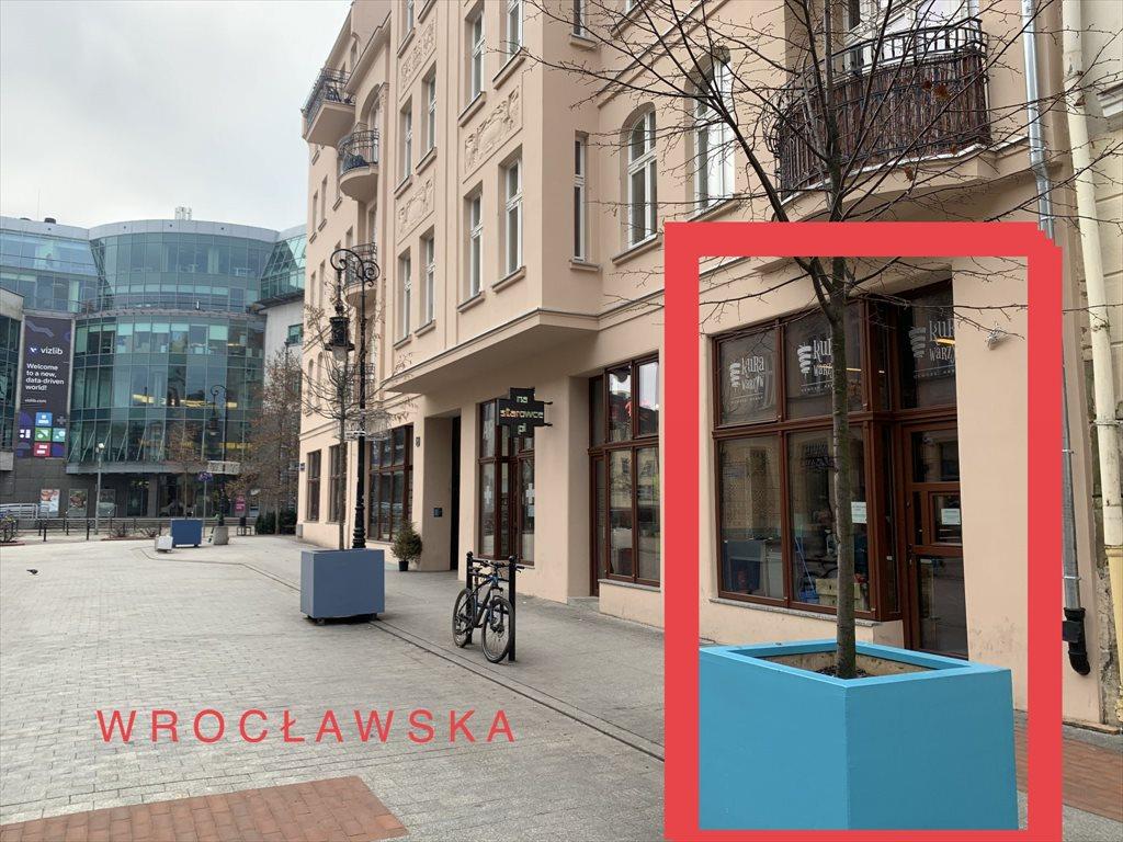 Lokal użytkowy na wynajem Poznań, Stare Miasto, Wrocławska  166m2 Foto 2