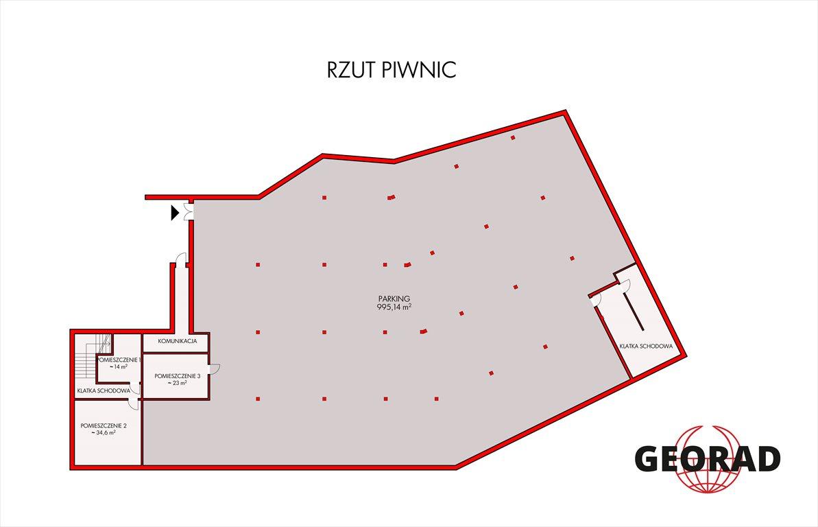Lokal użytkowy na sprzedaż Rzeszów, Staromieście, szpitalna  2100m2 Foto 2