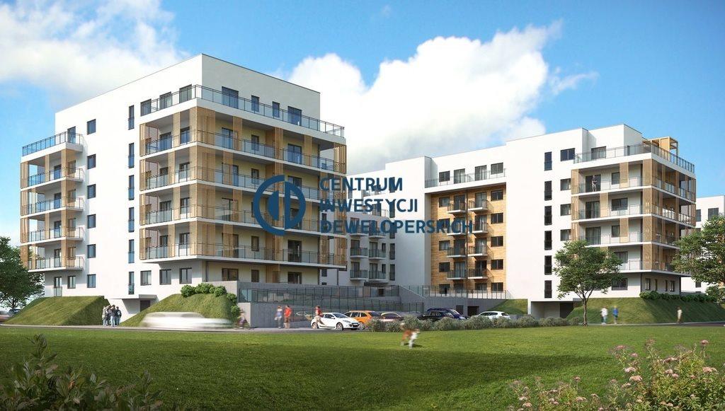 Mieszkanie trzypokojowe na sprzedaż Rzeszów, Miła  56m2 Foto 1