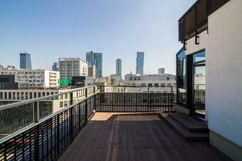 Luksusowe mieszkanie na wynajem Warszawa, Śródmieście, Centrum  373m2 Foto 3