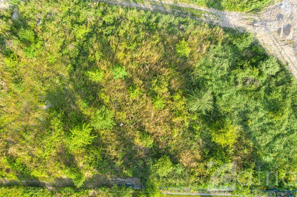 Działka budowlana na sprzedaż Bezrzecze  1007m2 Foto 12