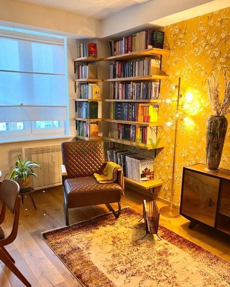 Mieszkanie dwupokojowe na sprzedaż Warszawa, Śródmieście, Muranów, Inflancka  46m2 Foto 3