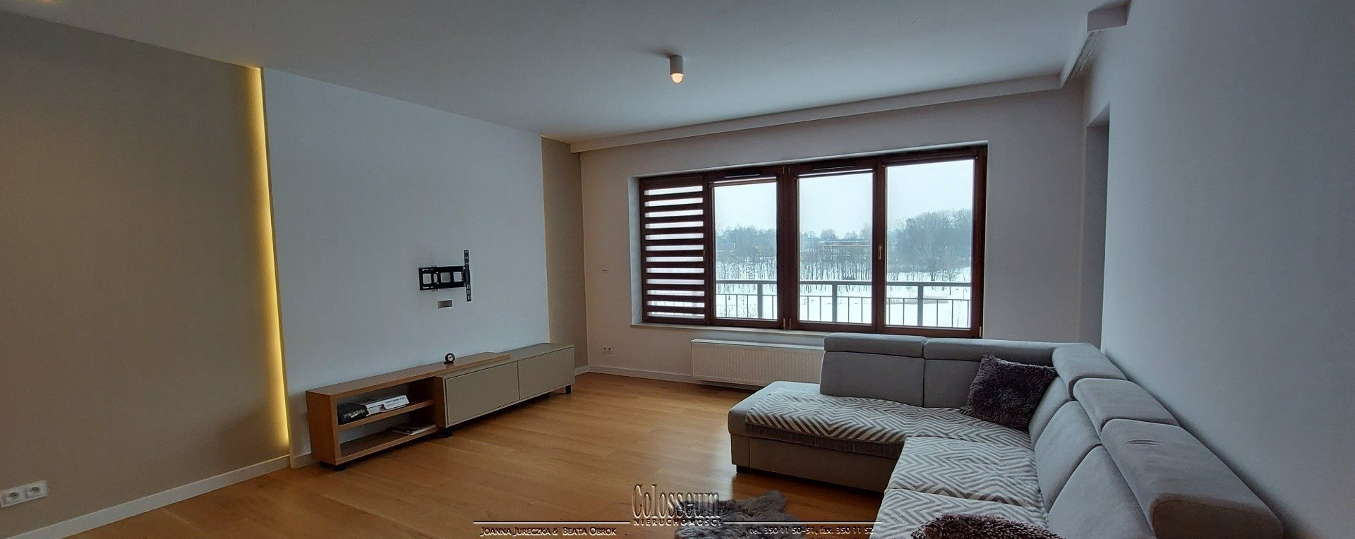Mieszkanie dwupokojowe na sprzedaż Katowice, Dolina Trzech Stawów, Gen. Władysława Sikorskiego  59m2 Foto 4