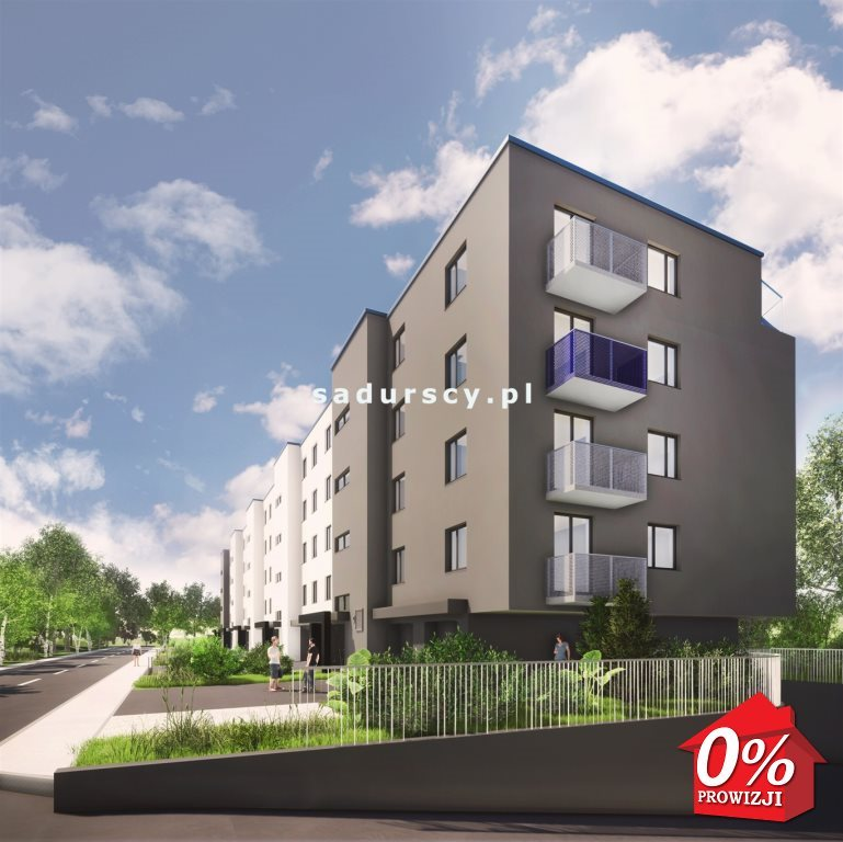 Mieszkanie dwupokojowe na sprzedaż Kraków, Bieżanów-Prokocim, Osiedle Złocień, Agatowa  46m2 Foto 4