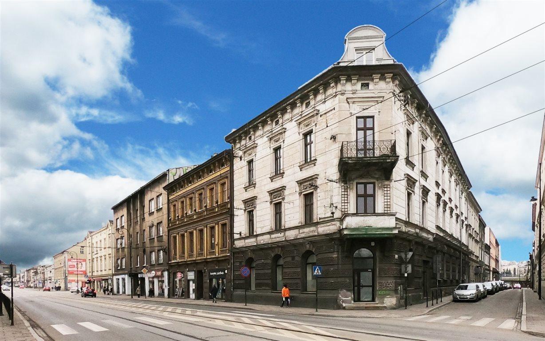 Lokal użytkowy na wynajem Kraków, Podgórze, Stare Podgórze, Rynek Podgórski  160m2 Foto 1