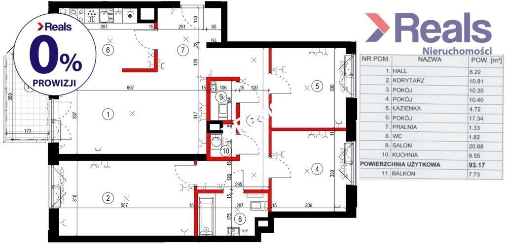 Mieszkanie czteropokojowe  na sprzedaż Warszawa, Mokotów, Służewiec, Zygmunta Modzelewskiego  93m2 Foto 3