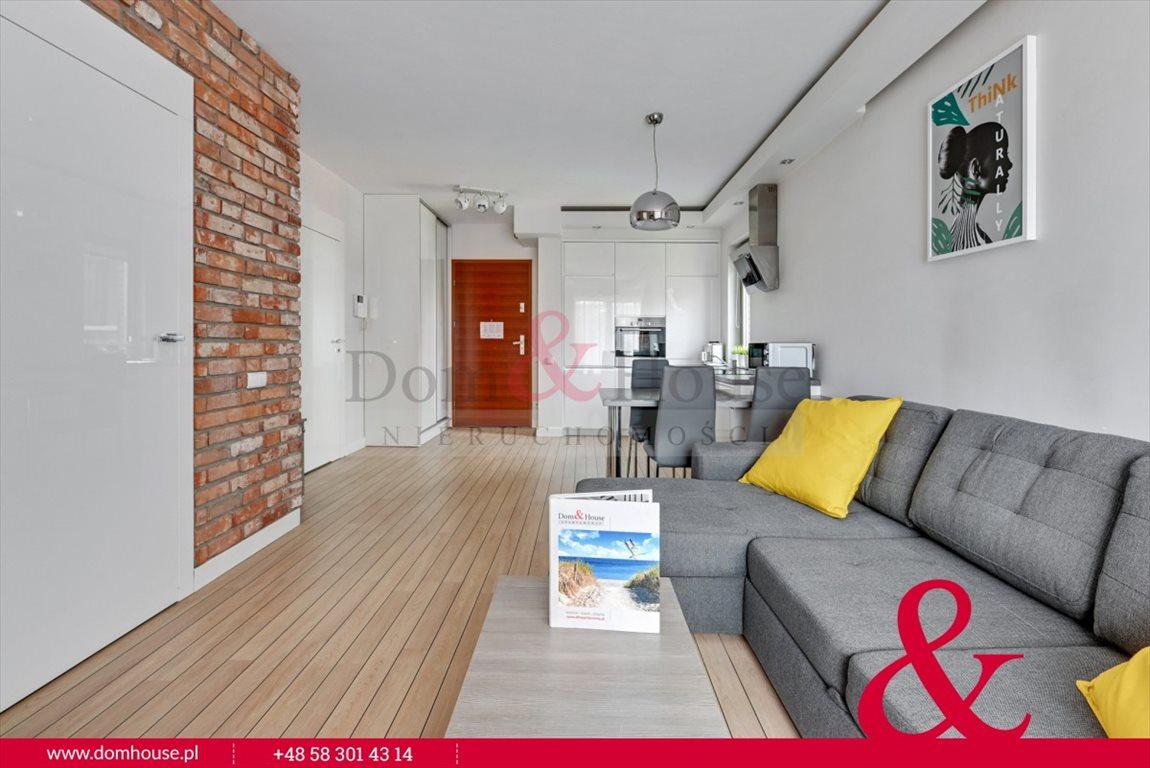 Mieszkanie dwupokojowe na wynajem Gdańsk, Śródmieście, Szafarnia  40m2 Foto 11