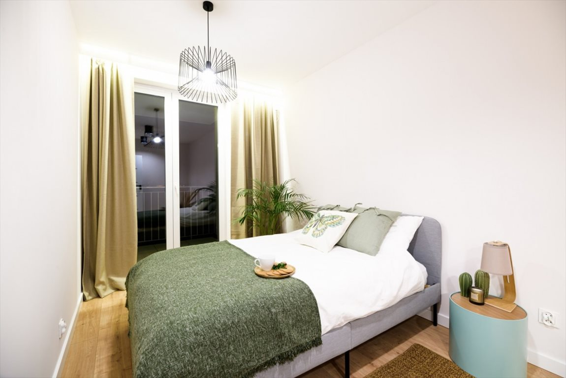 Mieszkanie trzypokojowe na sprzedaż Kraków, Podgórze, Mariana Domagały  46m2 Foto 7