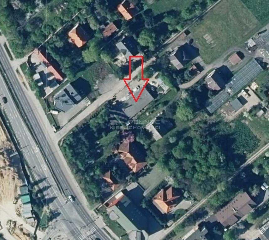 Działka budowlana pod dzierżawę Kraków, Bronowice, Bronowice, Zaborska  1123m2 Foto 12