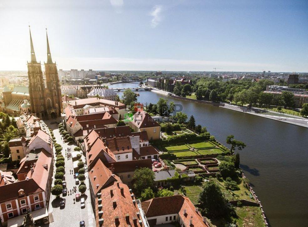 Kawalerka na sprzedaż Wrocław, Stare Miasto, Stare Miasto, Pl. Bema  102m2 Foto 8