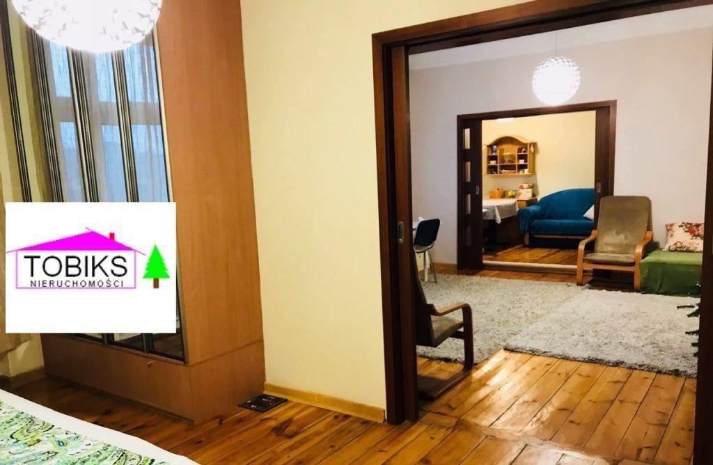 Mieszkanie dwupokojowe na wynajem Łódź, Śródmieście, Kamińskiego  73m2 Foto 1