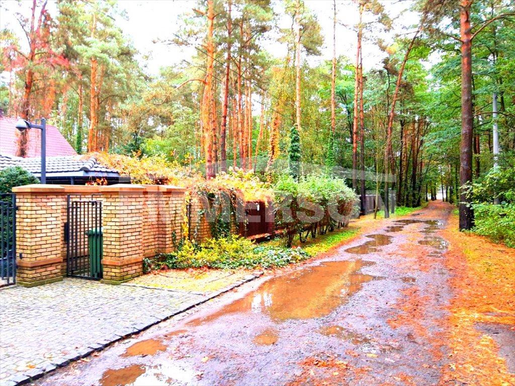 Działka przemysłowo-handlowa na sprzedaż Konstancin-Jeziorna, Chylice  7800m2 Foto 3