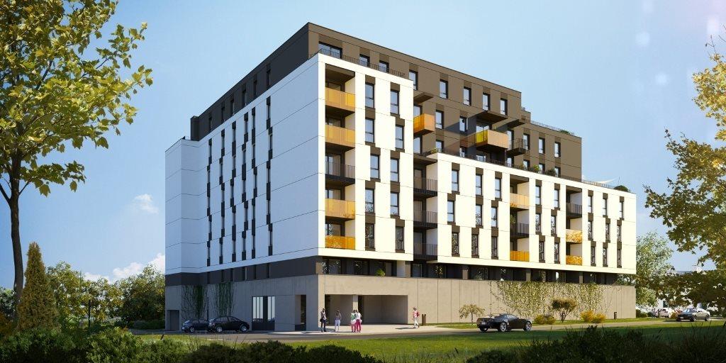 Mieszkanie trzypokojowe na sprzedaż Rzeszów, Krakowska  65m2 Foto 4